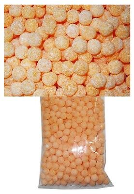 BULK LOLLIES 1kg FIZZOES ORANGE CANDY LAGOON PARTY FAVOR LOLLY CANDY FAVOUR BAGS
