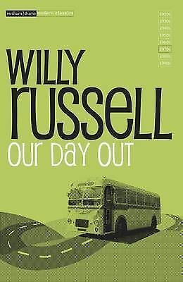 Our Day Out Russell Willy 9780413548702 PB