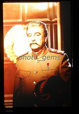 Michael Caine World War 2 When The Lions Roared  Original 35mm Color Promo Slide