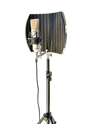 Post Audio ARF-12 Reflection Filter & Portable Vocal Booth Great For VO
