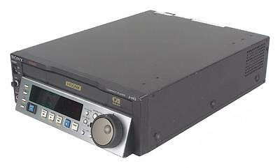 Sony JH-3 HDCAM Digital Video Cassette Player with Case Unit 1 of 2 3016