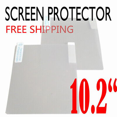 2 PCS Screen Protector Cover Film 10.1'' For Tablet Universal Size 260*157MM