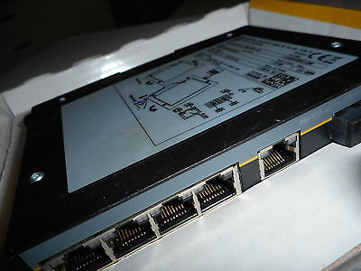 HARTING Ha-VIS eCon ETHERNET MODULE 24034051100 3051 GBT-AD RRP $995