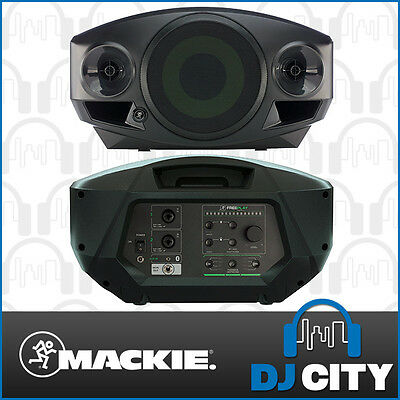 Free Play Mackie 300 watt Battery Powered Portable PA System