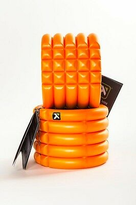 Trigger Point GRID MINI Foam Roller for Fitness Physio Pilates Yoga Gym - Orange