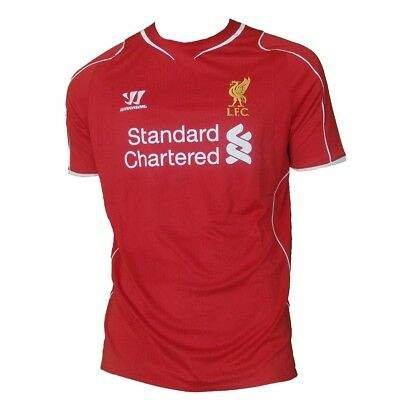 FC Liverpool Trikot Home 2014/15 Warrior L XL XXL Camiseta Maglia