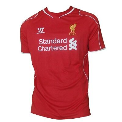 FC Liverpool Trikot Home 2014/15 Warrior XL XXL Camiseta Maglia