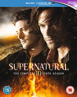 Supernatural - Season 10 (Blu Ray)