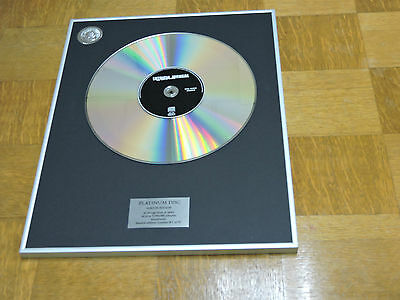 LUTRICIA McNEAL my side of town  DISCO DE PLATINO / PLATINUM DISC