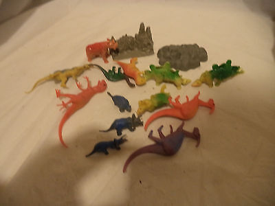 Dinosaurs For Sale Herd of 13 Large lot ALL sizes Clean...ready for play