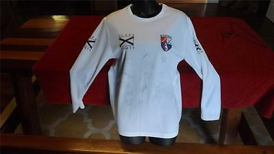 Bloemendaal Hockey Club Autographed Shirt Few Minor Pulls Size M