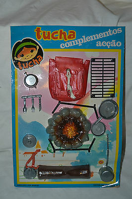 Vintage 1980's Tucha Doll Acessories Blister NEW and SEALED #1