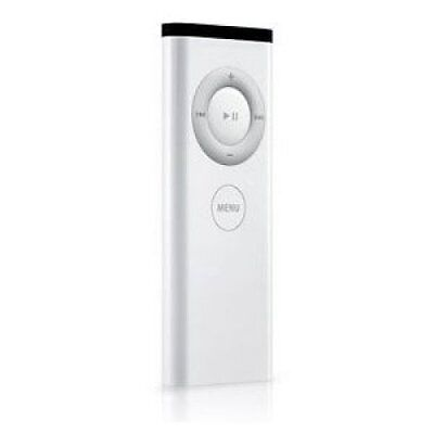 Apple Remote Control for iPod (White) MA128G/A