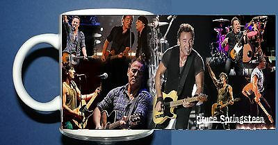 Bruce Springsteen - Collage Photo Coffee Mug
