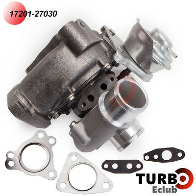 for Toyota PREVIA RAV4 2.0D 116HP-85KW 721164 / 801891 Turbo Charger Brand New
