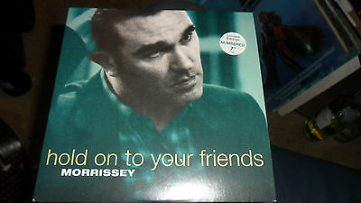 Morrissey.hold On To Your Friends.mint Numbered 7'' Vinyl