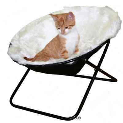 Cat Soft Raised Bed Seat Kitten Cuddly Sleeping Snuggle Warm Foldable Puppy Pet