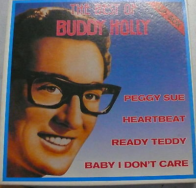 Buddy Holly    The Best Of Buddy Holly      3Lp Box