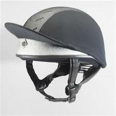 Charles Owen Pro II Horse Riding Skull Hat Helmet Low profile Vented PAS015.2011