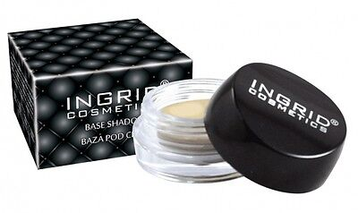 (153,69€/100g) INGRID COSMETICS Lidschatten-Base  Make-up BASIS 6,5 g