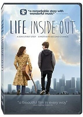 Life Inside Out (2015, DVD NUOVO) (REGIONE 1)