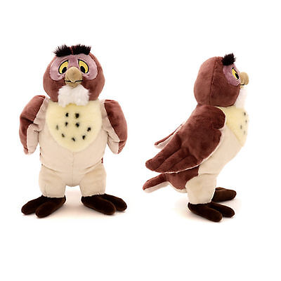 New Official Disney Winnie The Pooh 28cm Owl Soft Plush Toy