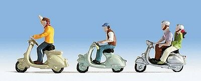 Noch 36910 Scooter drivers 1:160 Spur N