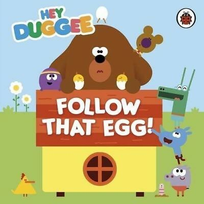 Hey Duggee: Follow That Egg! (New Board Book) RRP: £4.99
