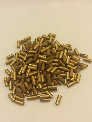 100 pcs high quality lighter flints gold replacement for fluid/gas lighters