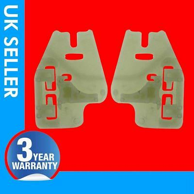BMW E46 window glass regulator clips repair kit clips / Front Left