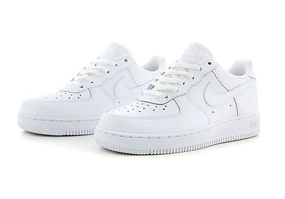 100% authentic 6cd5f b3830 Nike Air Force 1 Low (PS GS) Kid s Sneakers 314193-117 Sz11