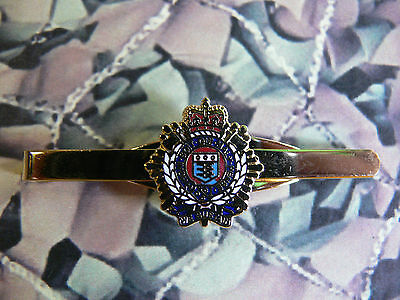 Royal Logistic Corps Tie Clip / Bar / Slide RLC Version 2