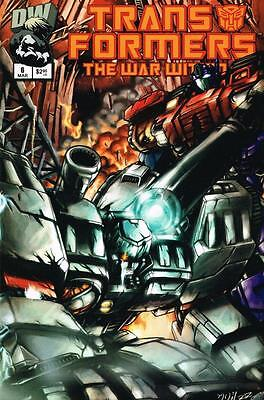 Transformers The War Within - Issue # 6 - Dreamwave - 2003 - NM (1458)