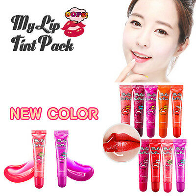 **NEW** BERRISOM My Lip Tint Pack 9 Colors Oops Tint Pack 100% Authentic (15g)