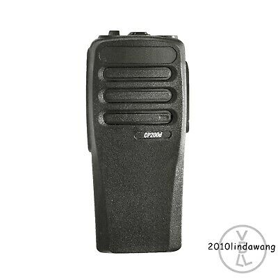 Black Replacement Repair case Housing cover for Motorola CP200D portable Radio