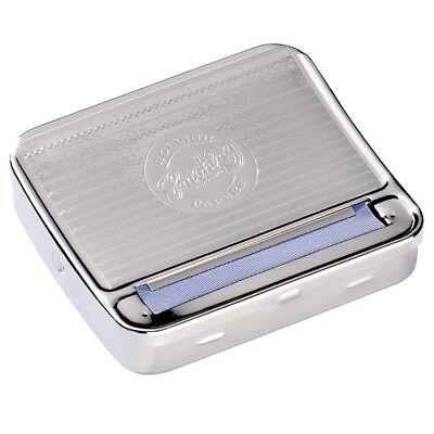 Zigaretten Drehmaschine Metall Smoking Rolling Box (70mm)