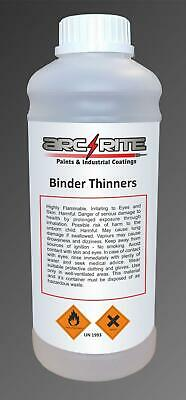 Arcritepaints Thinners Binder Flake Carrier Thinner 1 Litre