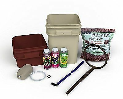 General Hydroponics WaterFarm Complete Kit -system water farm gh