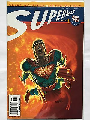 All Star Superman #1 Variant Cover by Neal Adams