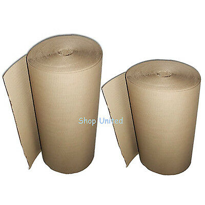 Strong Corrugated Cardboard Paper Rolls - All Widths & Sizes *Best Prices*