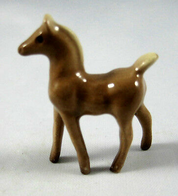 Hagen Renaker miniature made in America mini foal horse