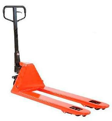 x1no. NEW 2500kg hand pallet truck truck - NORTHERN IRELAND COLLECTION ONLY