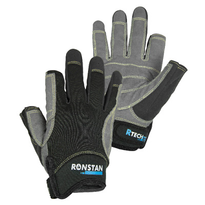 Ronstan Sailing / Racing Gloves with 3 Fingers - RF4871
