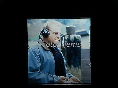 Brian Dennehy Untitled John Mackenzie Project Original 35mm Color Promo Slides (