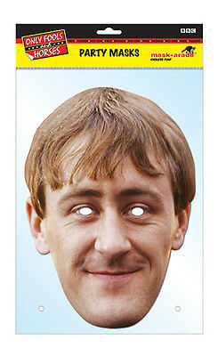 Rodney Trotter Official Only Fools & Horses 2D Card Party Face Mask Fancy Dress