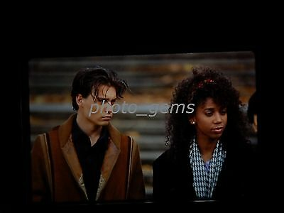 Johnny Depp 21 Jump Street  Original 35mm Color Promo Slides (2)