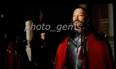 Tim Curry The Three Musketeers Original 35mm Color Promo Slide