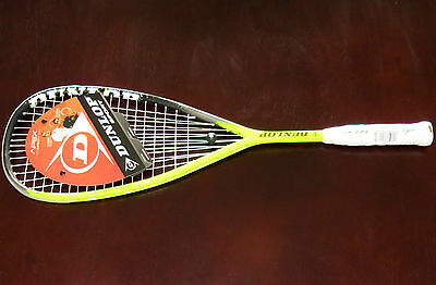 Dunlop Apex Infinity 115 - squash racquet - BRAND NEW 2016 model
