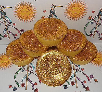 Beltane May day Wax Tart Melt soy wax for use in oil burner highly scented Wicca