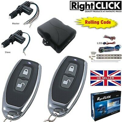2door Central Lock / Locking Kit Remote Keyless CLR698HC-2D